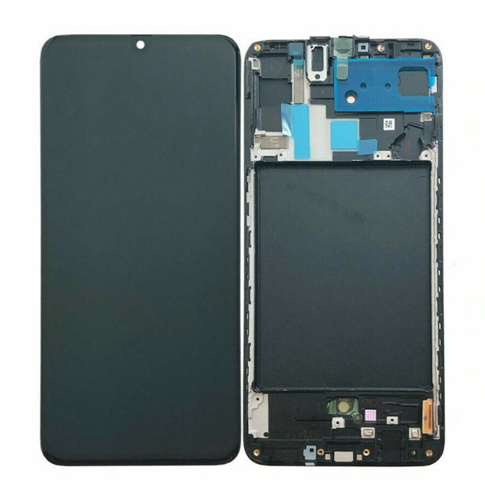 6.7' For <font><b>Samsung</b></font> Galaxy <font><b>A70</b></font> <font><b>LCD</b></font> A705 A705F SM-A705F Display Touch Screen Digitizer Assembly <font><b>A70</b></font> 2019 For <font><b>SAMSUNG</b></font> <font><b>A70</b></font> <font><b>LCD</b></font> A705DS image