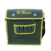 Machinist Hardware Toolkit Waist Tool Bags Waterproof Oxford Cloth Multi Organize Pockets Storage Pouch Electrician Worker