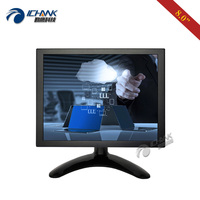 ZB080TC 262D/8 inch 1024x768 HDMI USB VGA Metal Iron Shell Drive Free Multipoint Capacitive Touch LCD Screen PC Monitor Display