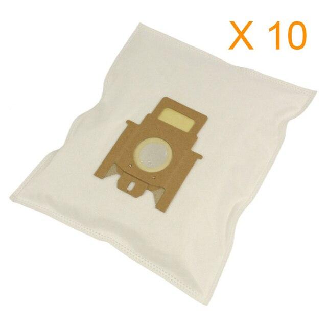 10pcs for Hoover TYPE H60 H30 H52 ENIGMA TE7 TE70 TEN2400 ARIANNE TELIOS Dust filter Bag T2100 T2599 T2615 T2621 T2740 T2760
