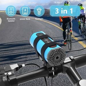 3 in 1 Bike Light Bluetooth Sp
