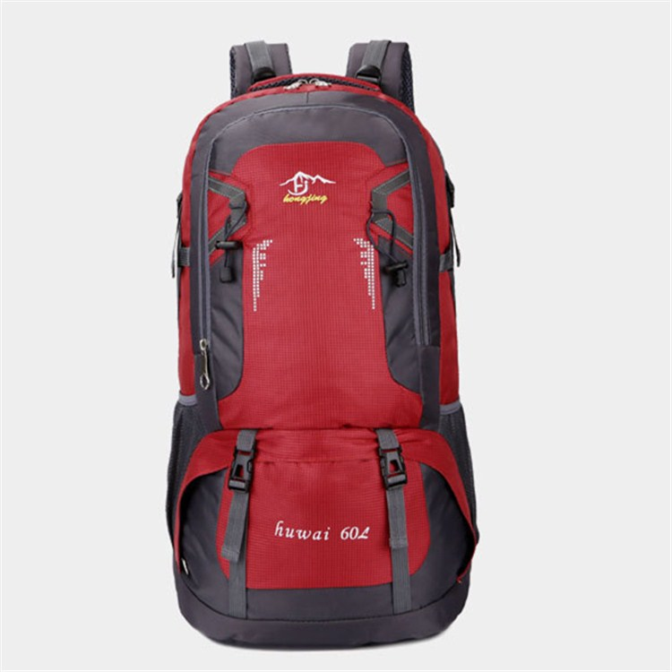 Cross Border For Large-Volume 60L Outdoor Sports Hiking Bag Men And Women Casual Backpack Women's Fashion Backpack
