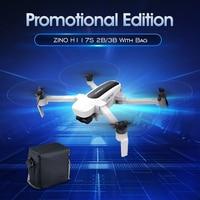 Hubsan-Dron H117S Zino con GPS, 5,8G, 1KM, brazo plegable, FPV, 4K, cámara UHD, 3 ejes, cardán, RC, Quadcopter RTF 2B/3B