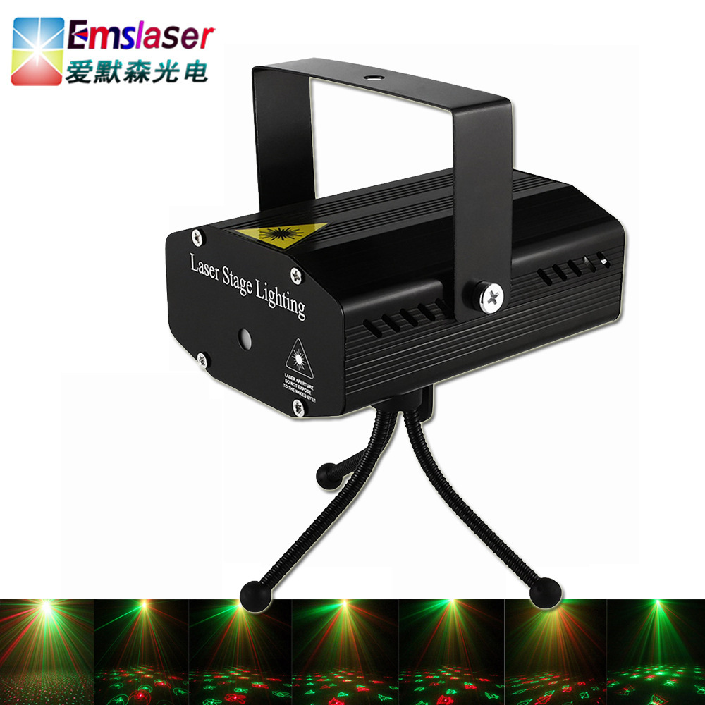 Starry Laser Light Laser Stage Light KTV Laser Firefly Laser Lights Strobe Lights Manufacturers Direct Selling