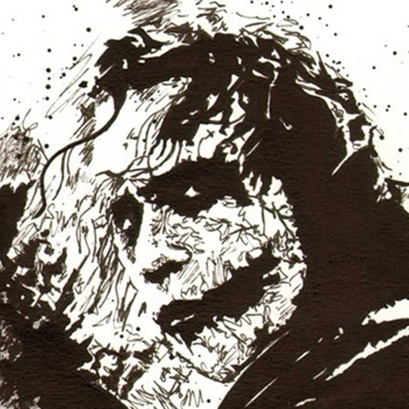 プリントアートジョーカーポスタージョーカー映画プリント絵画キャンバス DC ナイトジョーカーハーレークインプリント絵画ウォールアートホームデコレーション