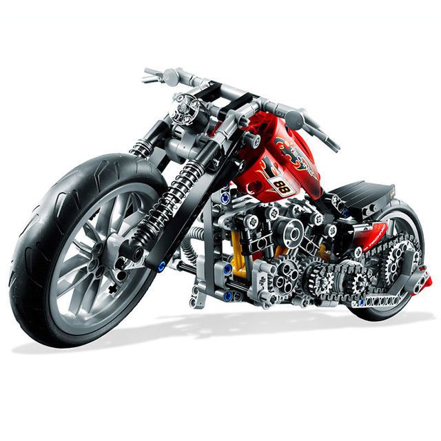 Speed Motorcycle Toy  1