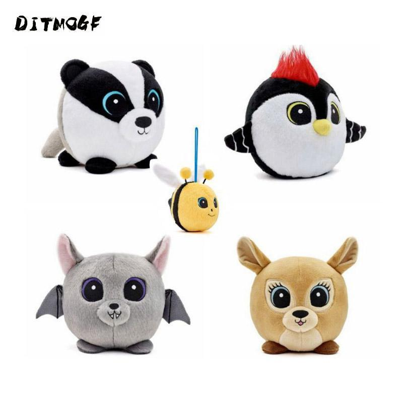 18cm Cute Toys Anime Gang Slodziakow NIETOPERZ NIKODEM DOMINIK SARENKA HANIA Plush Animals Toys For Kids Gifts