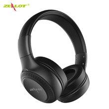 ZEALOT B20 słuchawki bezprzewodowy zestaw słuchawkowy Bluetooth 5.0 HIFI dźwięk z 30mm głośnik muzyka Stereo dla telefonu