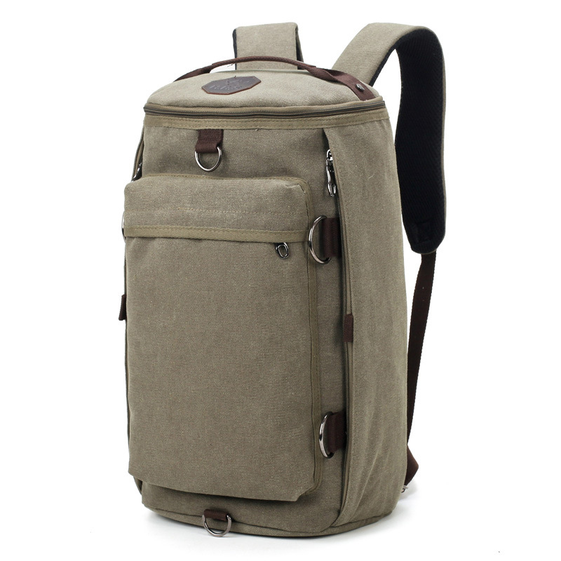 Jorgeolea Travel Large Capacity Backpack Male Luggage Shoulders Bag Notebook Backpaking Men Functional Versatile Bag S1228