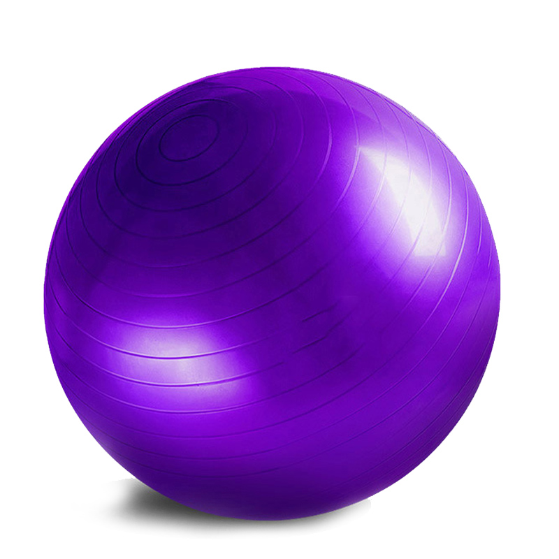 COPOZZ Exercise Ball/Yoga Balls Pilates for Fitness/Gym/Workout 4
