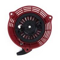Start recoil montagem apto para honda gcv135 gcv160 4 5.5 hp motosserra ferramentas parte|Peças e Acessórios| |  -