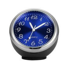 Car Ornament Automotive Clock Auto Watch Home Interior Decoration Accessory