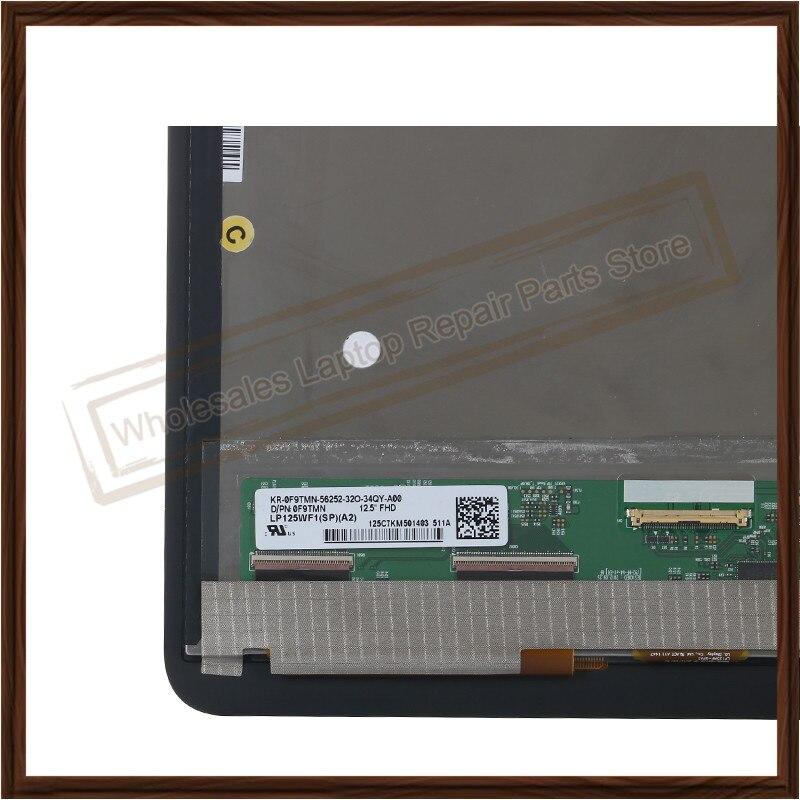 Tela de LCD do laptop