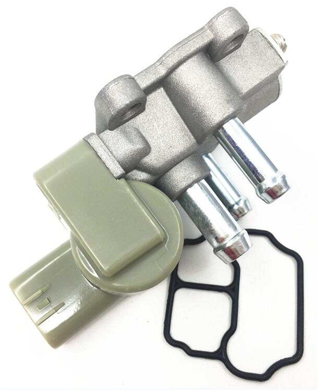 1 шт. абсолютно новые клапаны управления холостым воздухом 22270-16060 22270-15010 Автоматические Двигатели управления скоростью холостого хода для Toyota Corolla двигатель 5A