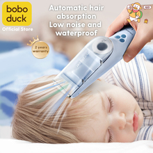 Boboduck Electric Baby Hair Trimmer USB Rechargeable Hair Clipper Waterproof