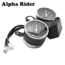 Motorcycle Speedometer Tachometer For Suzuki GN125 GN 125 Instrument Assembly