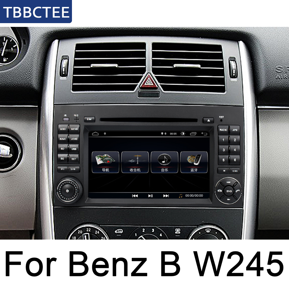 For Mercedes Benz B Class W245 2005 2006 2007 2008 2009 2010 2011 NTG Car Android Radio Multimedia Player GPS Navigation IPS