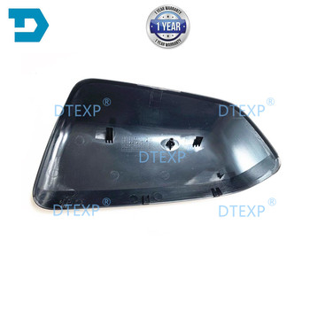 Car Side Rear view Mirror Cover Shell for Lancer EX 2007-2020 rear mirror cover with lamp lancer GT EVO 10 color - discount item  34% OFF Car Lights