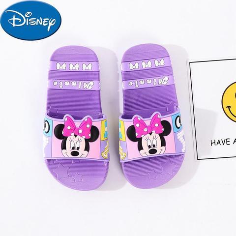 original disney mickey lazer chinelos infantis para