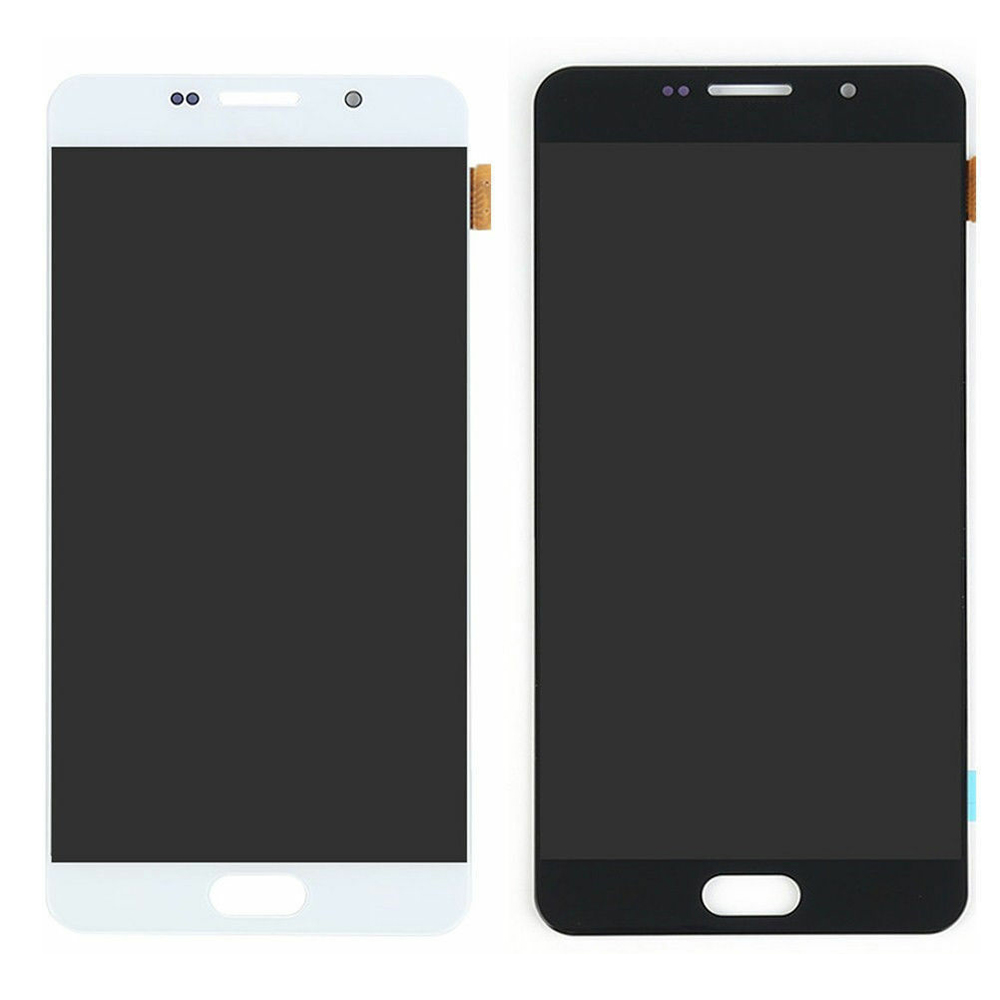 For <font><b>Samsung</b></font> <font><b>Galaxy</b></font> <font><b>A7</b></font> 2016 LCDs Display A710 SM-A710F A710M <font><b>LCD</b></font> Display With Touch <font><b>Screen</b></font> Digitizer Assembly Replacement image