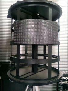 Image 5 - Thâm quyến Quảng Châu Đèn Led nhà xưởng sản xuất trong nhà cong mềm mại Màn hình LED MODULE P4 64x32 32x32 LED ma Trận