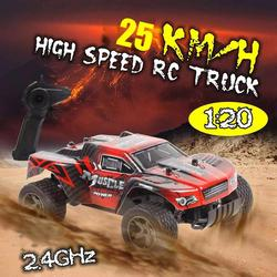 RC Car Radio Control 1:20 2.4G Rock Car Buggy Off-Road Trucks Toys For Children High Speed Climbing Mini Rc Drift Driving Toy
