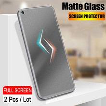 2Pcs Full Screen Matte Tempered Glass For HUAWEI Honor 20 Pro View 20 Screen Protector Matte Glass For Honor 20 Pro View20 glass(China)