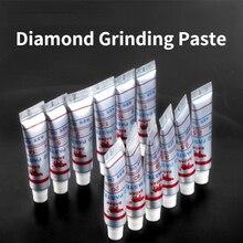 Diamond Grinding Paste / Amber Metal Oily Grinding Paste / Diamond Paste / Jade Glass Mirror Diamond Polishing Paste