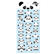 Cute Panda Dog Koala Rabbit Bullet Journal Stickers Diary Sticker Scrapbook Decoration PVC Stationery Stickers kawaii my neighbor totoro cartoon 3d stickers diary sticker scrapbook decoration pvc stationery stickers