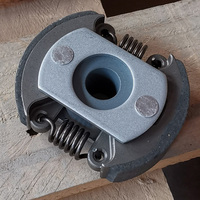 Industry Direct Fit Tamping Rammer Replacement Parts Clutch 78mm Repair Metal Pads Engine Motors Easy Install For Wacker BS600