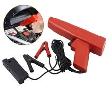 Profesjonalny zapłon rozrządu lampa stroboskopowa indukcyjny silnik benzynowy Marine rozrządu pistolet do wykrywania motocykli samochodowych Y5GF