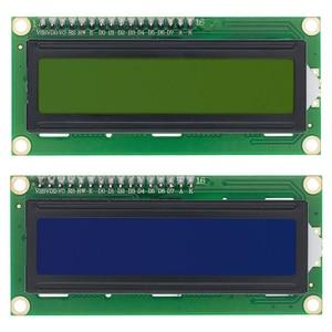 Image 2 - 10pcs LCD1602+I2C LCD 1602 module Blue /yellow green screen IIC/I2C LCD1602 IIC LCD1602 Adapter plate