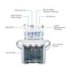 Высокое качество H2 O2 гидро дермабразия машина для очищения лица для спа/глубокой очистки кислородный пузырь Аква вакуум