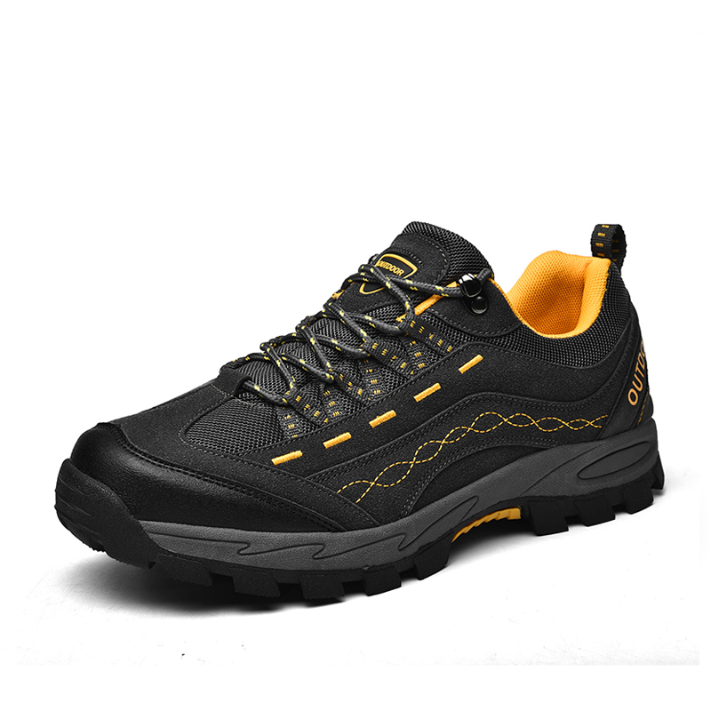2020 New Spring Autumn Sneakers Men Shoes Casual Outdoor Hiking Comfortable Mesh Breathable Male Footwear Non-slip