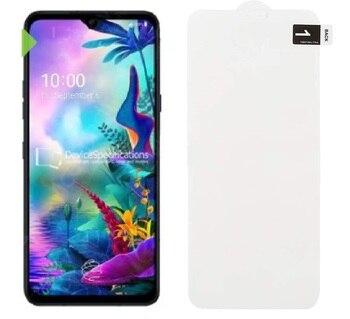 Перейти на Алиэкспресс и купить 9D полное покрытие для LG V50S G8X THINQ защита экрана Гидрогелевая пленка защитная пленка для LG V 50S G 8X не стекло