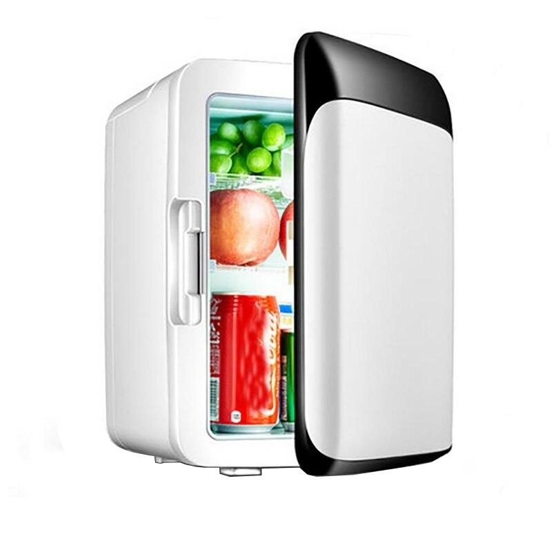 10L Refrigerator Fridge Home Small Household Refrigeration Freezer 23*26*35CM