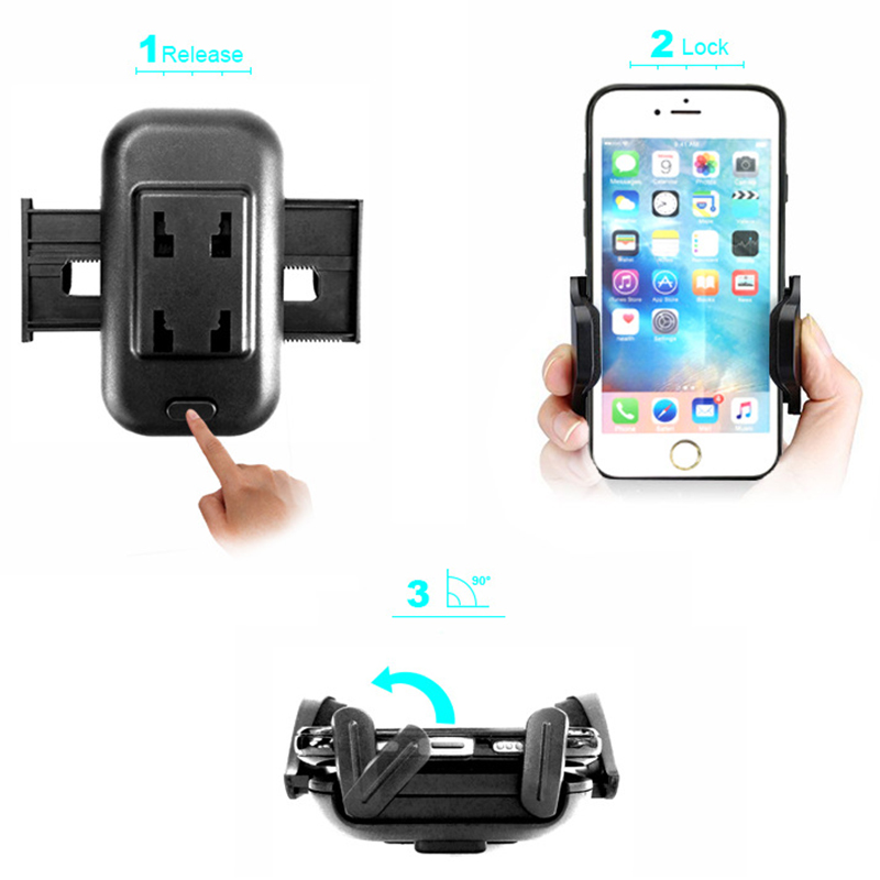 Duda Mobiele Telefoon Accessoires Universele Auto Houder Stand Ondersteuning Smartphone Auto Dashboard Mobiel Mount 5