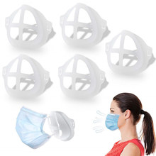 Lipstick-Protection-Bracket Protective-Support-Tailored for Nose And Mouth To Increase