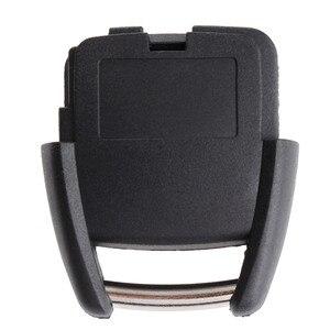 Image 5 - 2 כפתורי מפתח פגז Fob מקרה מרחוק מכונית החלפת מפתח מקרה מכסה Fit עבור ווקסהול אופל אסטרה Vectra Zafira פרונטרה אומגה