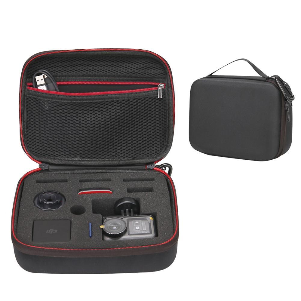 For DJ I OSMO Pockets Gimbal Accessories Mini Portable Carrying Case OSMO Pocke Ts Handheld Gimbal Bag EVA Box Storage Bag