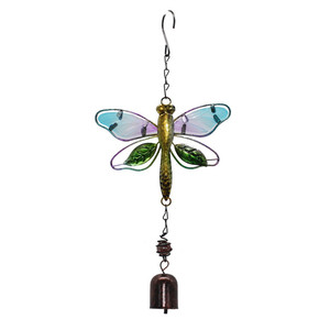 Dragonfly Wind Chime For Wall
