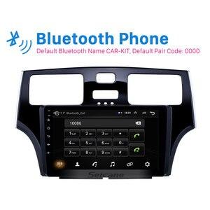 Image 3 - Seicane 9 inç dört çekirdekli Android 8.1 kafa ünitesi araba radyo 2001 2002 2003 2004 2005 Lexus HD 1024*600 dokunmatik ekran GPS Navi