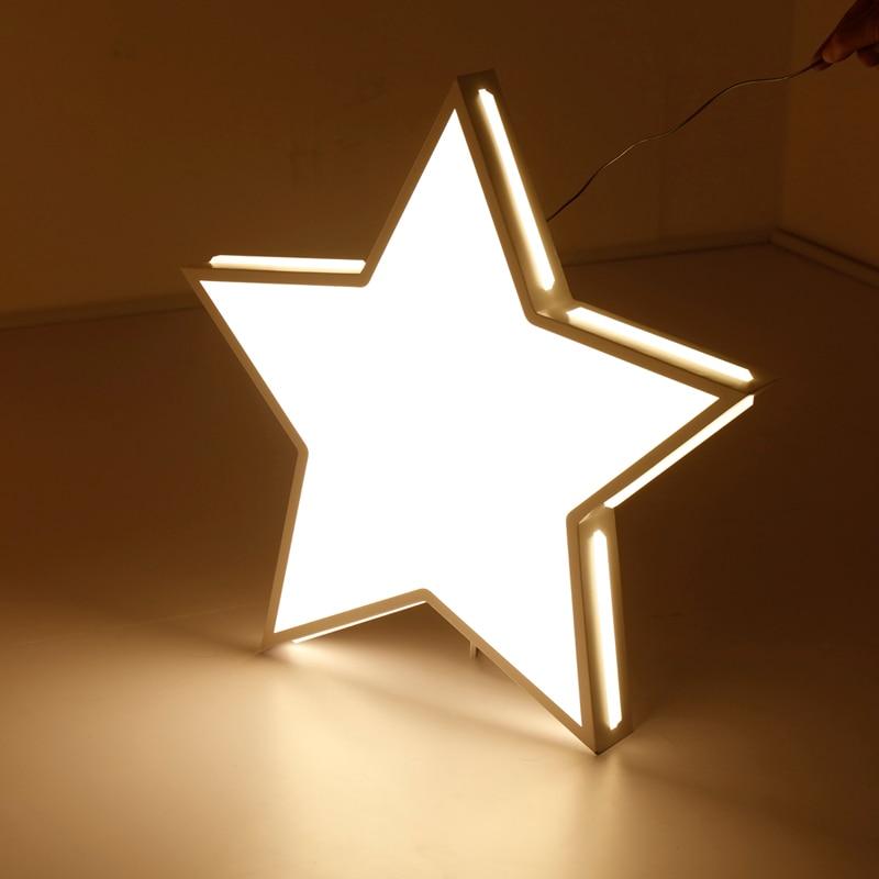 Современные светодиодные потолочные лампы для спальни, детской гостиной, кухни, холл ресторана, потолочные светильники 110 220 В
