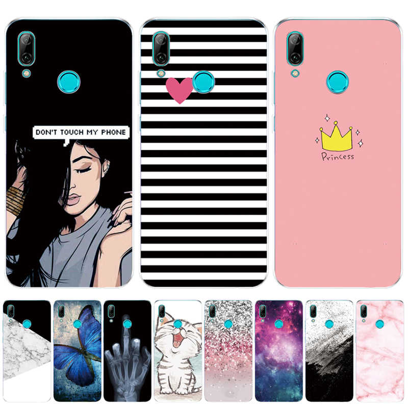 Case For Huawei P Smart 2019 Case Silicone Soft TPU Transparent Back Cover Case For Huawei P Smart 2019 PSmart