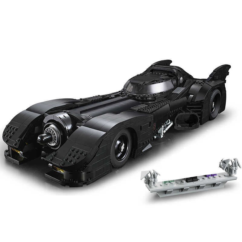 New 76139 Batman 1989 Batmobile Model 3856Pcs Building Kits Blocks Bricks Toys Children Gift Compatible 59005