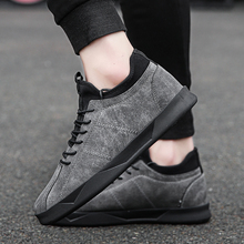 New Arrival Men Flats Shoes Popular Style Men