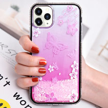 Untuk Iphone Ponsel 6 6S Plus 7 8 11 Pro Max Xr X X Case Silicone Cover coque Fundas Cover Casing Handphone(China)