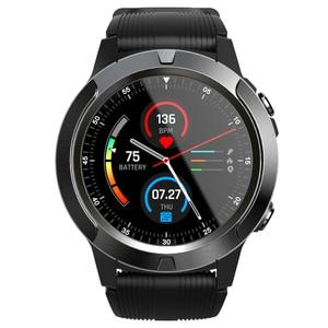 "Image 2 - LOKMAT SMA TK04 חכם שעון טלפון 1.3 ""מסך BT3.0 + 4.0 מד צעדים קצב לב אזעקה מרחוק מצלמה GPS ספורט Smartwatch גברים נשים"