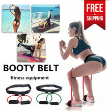 Booty Resistance Band Exercise Belt Leg and Butt Muscles Trainning Fitness Strength Training Tension