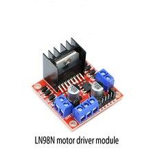 NEW  L298N Motor Driver Board Module DC Stepper Motor Robot Smart Car Double H Bridge